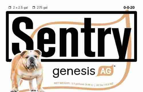 Sentry top